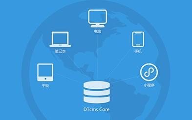 DTcms Core安装配置说明